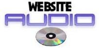 Thumbnail AUDIO SALES WEBSITE