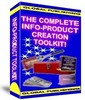 Thumbnail  Complete Info Product Creation Toolkit With Mrr.zip