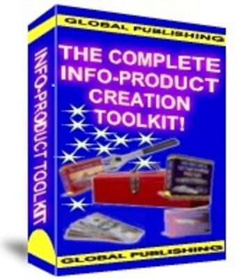 Product picture  Complete Info Product Creation Toolkit With Mrr.zip