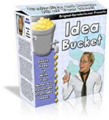 Product picture IDEA BUCKET