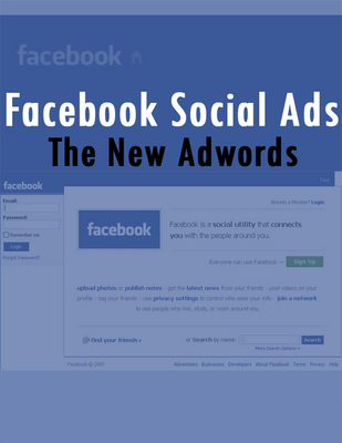 Product picture Facebook social ads